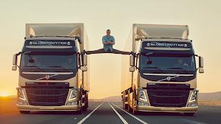 """Jean-Claude Van Damme """"The EPIC Split"""" Volvo Trucks Commercial 2013"""