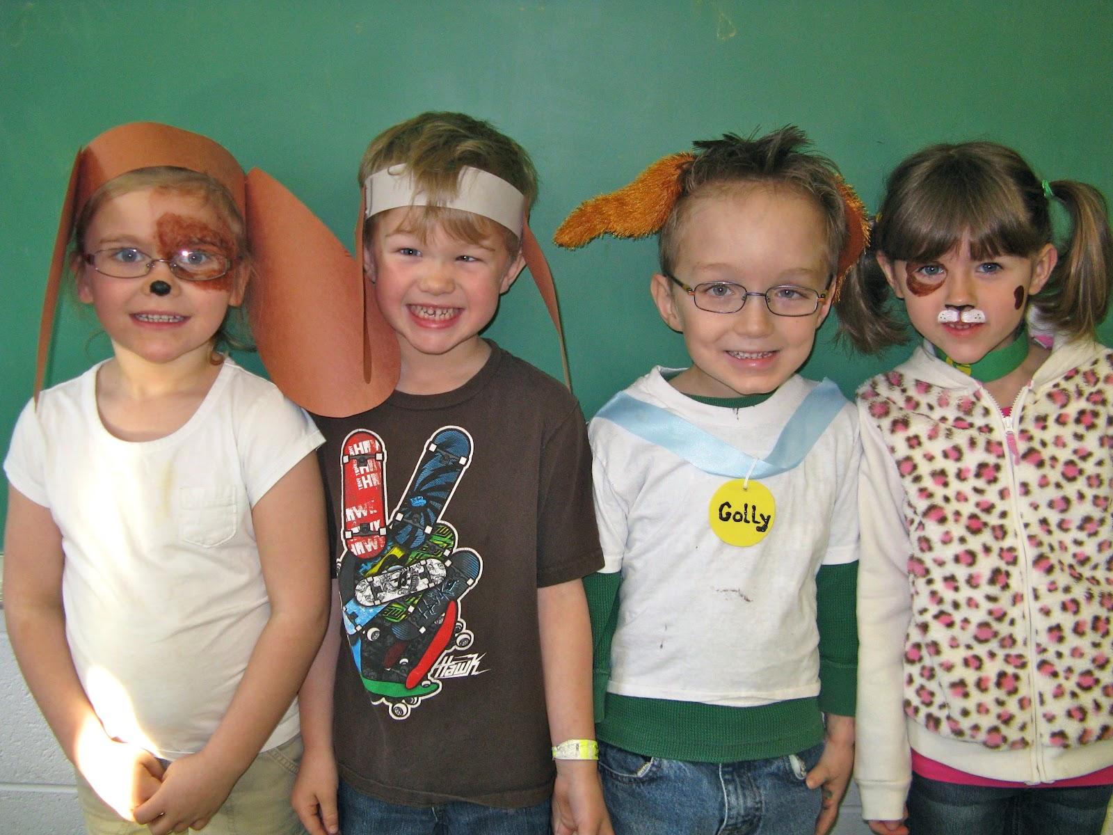 Mrs. Horton\'s Kindergarten: Kindergartners are SUPERKIDS!
