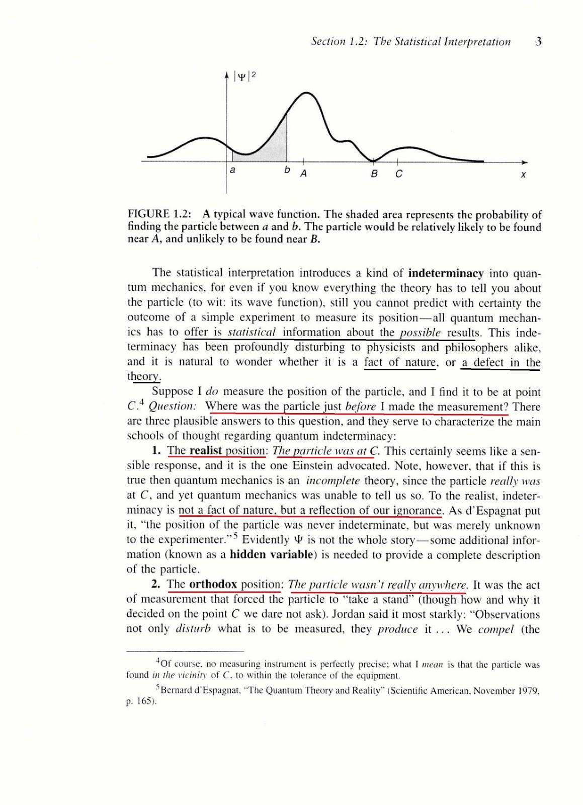 introduction to quantum mechanics griffiths pdf