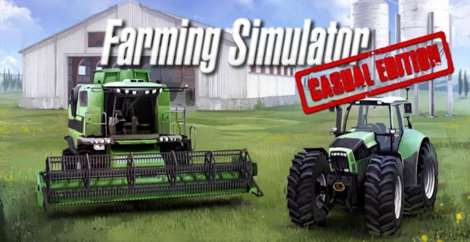 Farming Simulator v1.0.9 Apk | Android Games Download