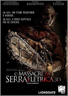Download - O Massacre da Serra Elétrica 3D - A Lenda Continua - R5 - AVI - Dublado