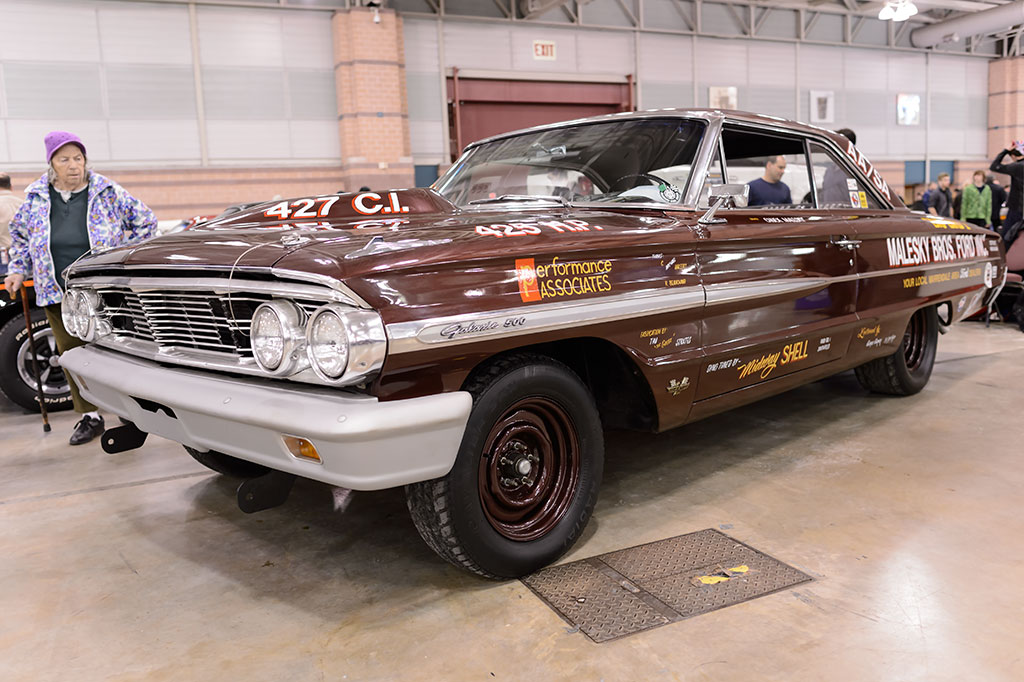 1964 Ford Galaxie 427 Clone