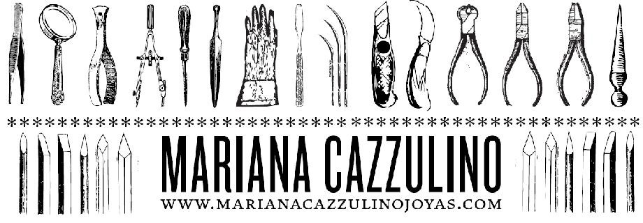Mariana Cazzulino Joyas