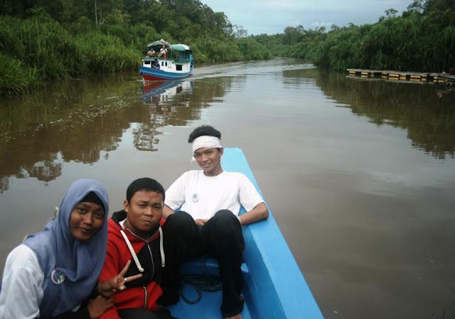 Susur Sungai  Sekonyer- Tanjung Puting