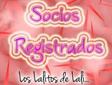 Socios Registrados.