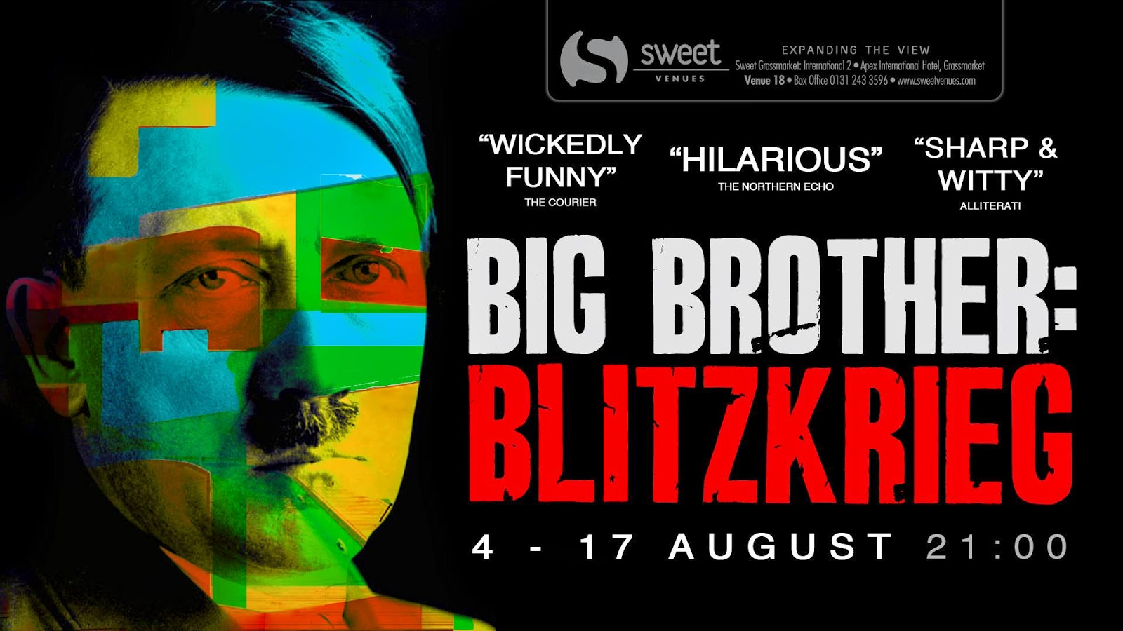 Big Brother Blitzkrieg