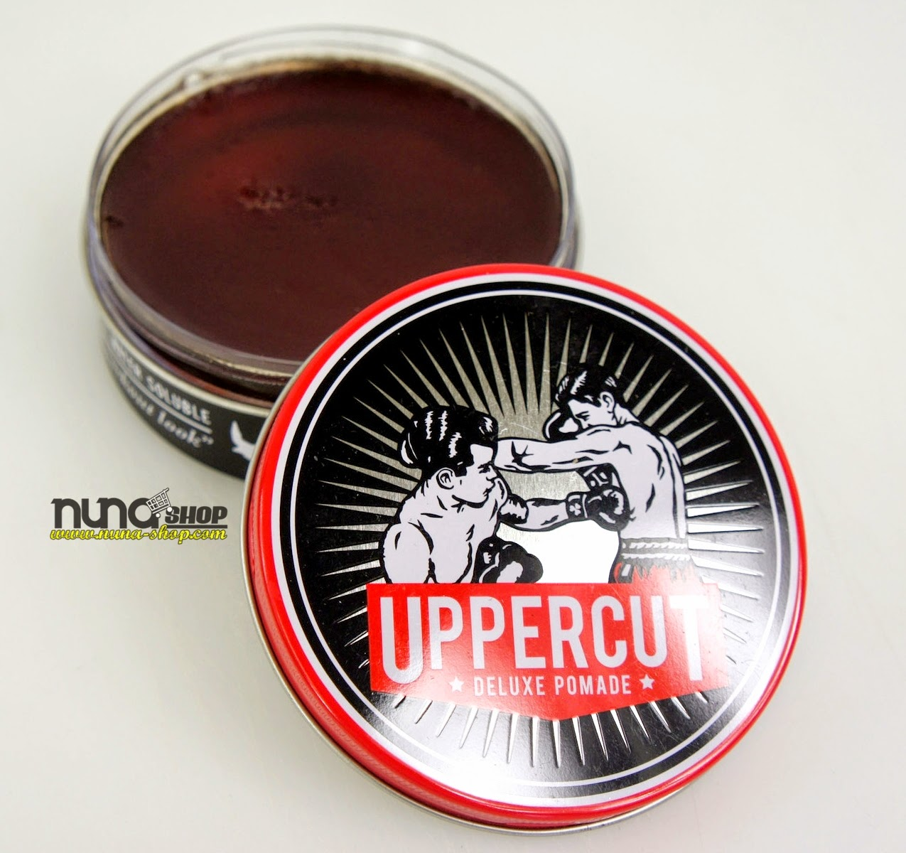 UPPERCUT DELUXE POMADE 3.5OZ MADE IN AUSTRALIA