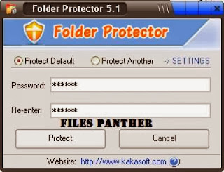 KaKasoft Folder Protector 6.30 Full Version Crack Free Download