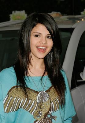 Selena Gomez Hairstyle