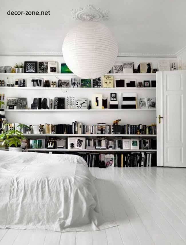 bedroom shelving ideas bedroom shelves creative bedroom shelving ideas