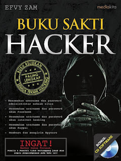 ScreenShoot Ebook Buku Sakti Hacker
