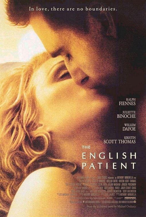 Juliette Binoche Ralph Fiennes pic