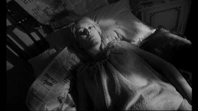 Repulsion Carol Catherine Deneuve