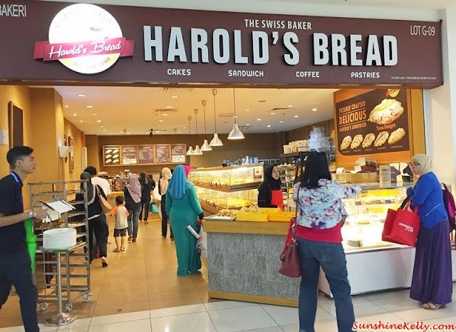 Harold's Bread, Bakery, Seremban Prima Mall 1st Anniversary, Seremban Prima Mall