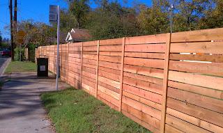 Деревянный забор. Фото 75