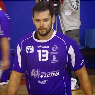 Ales Silva (BRA) lesionado | Mundo Handball