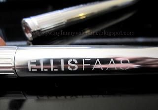 Ellis Faas Creamy Lips L101, Ellis Faas Glazed lips L307
