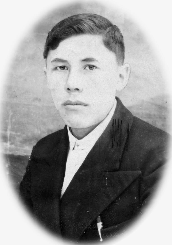 ХАТАНЗЕЙСКИЙ Василий Никитич, 1920