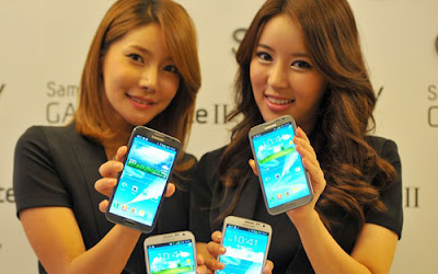 harga telefon Samsung