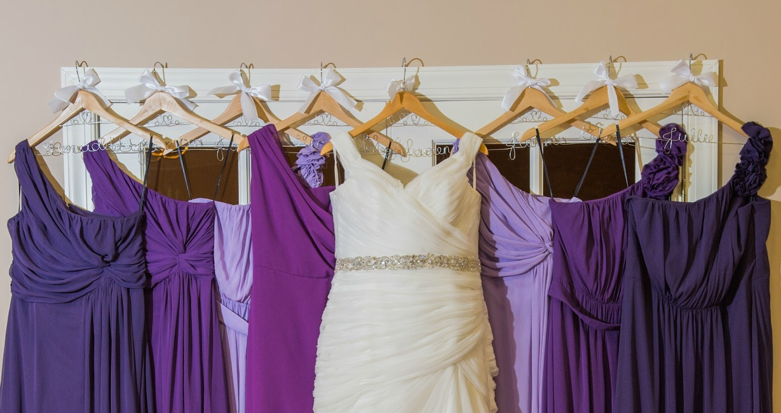 Dream Big & Buy The Shoes: Bridesmaid Dresses // Wedding Wednesday