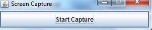Screen Capture in Java