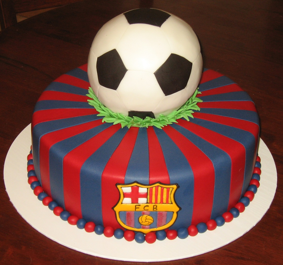 Fc Cake Design Roma : 1000+ images about Lionel Messi Cakes on Pinterest