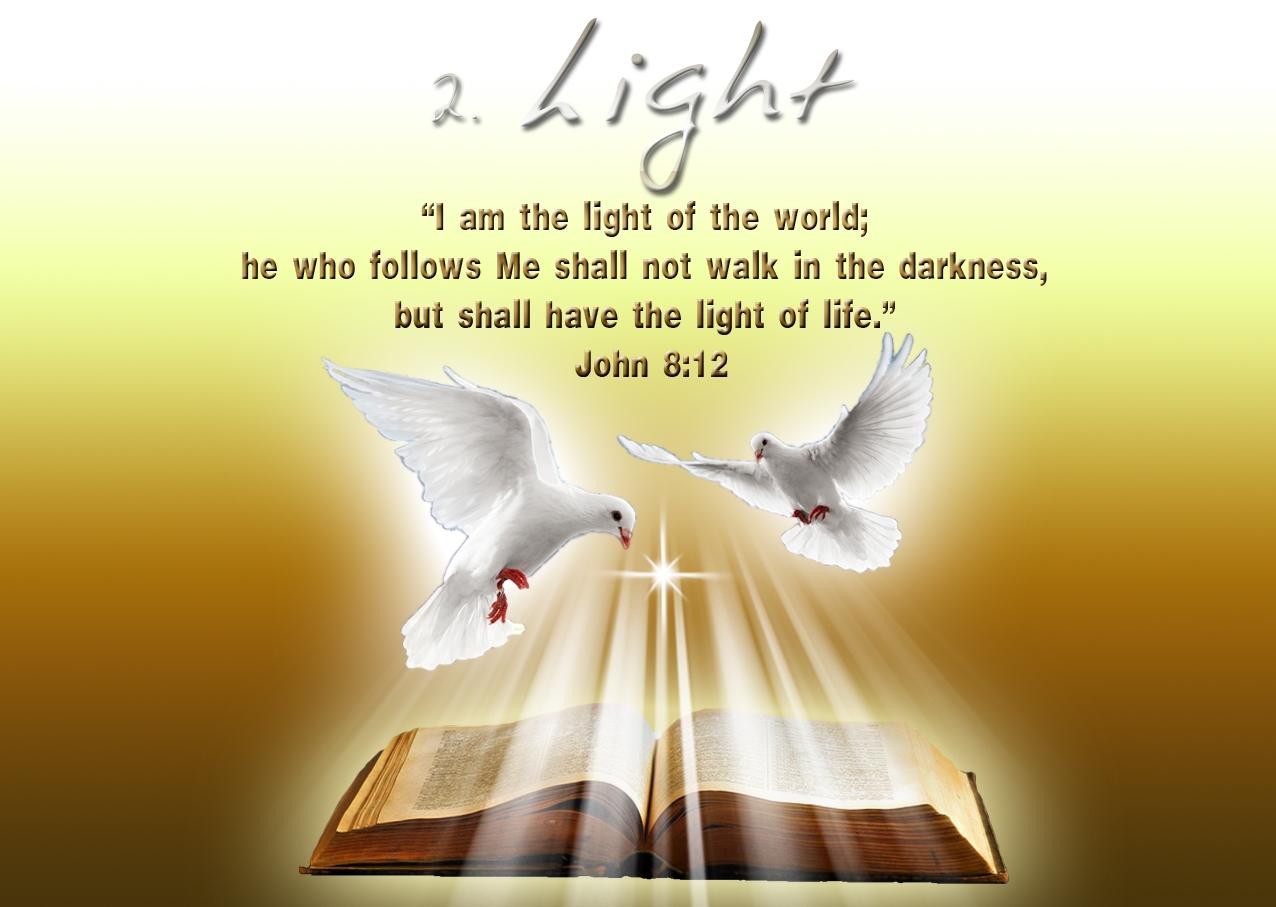 Jesus I AM the Light of the World