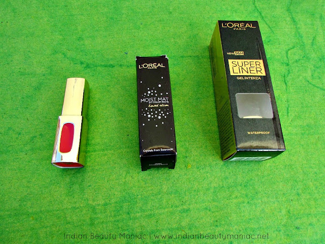 L'Oreal Cannes Collection 2015, Loreal Makeup, Loreal in India, Cannes 2015