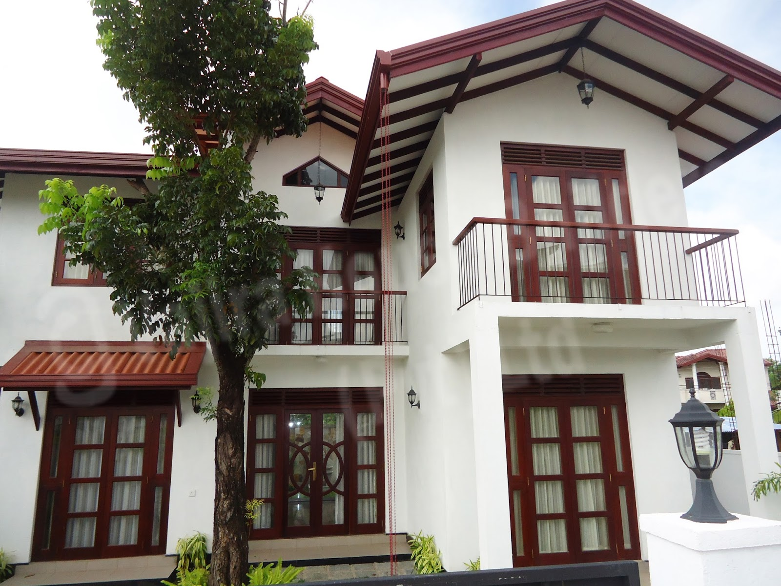 Sri lanka house builders plans home design and style for New home designs in sri lanka