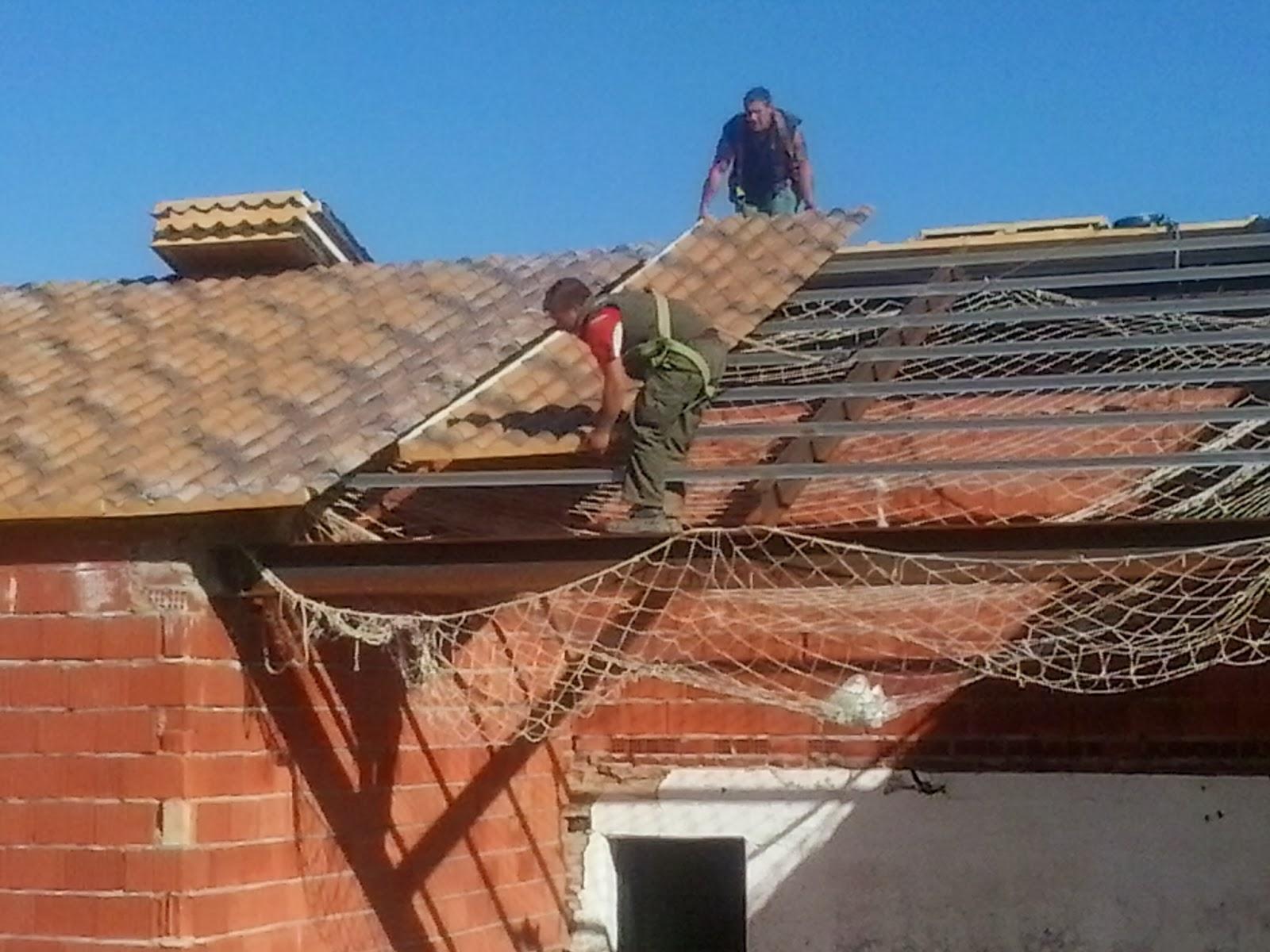 Precio de colocacion de teja por m2 materiales de - Precio m2 construccion chalet ...