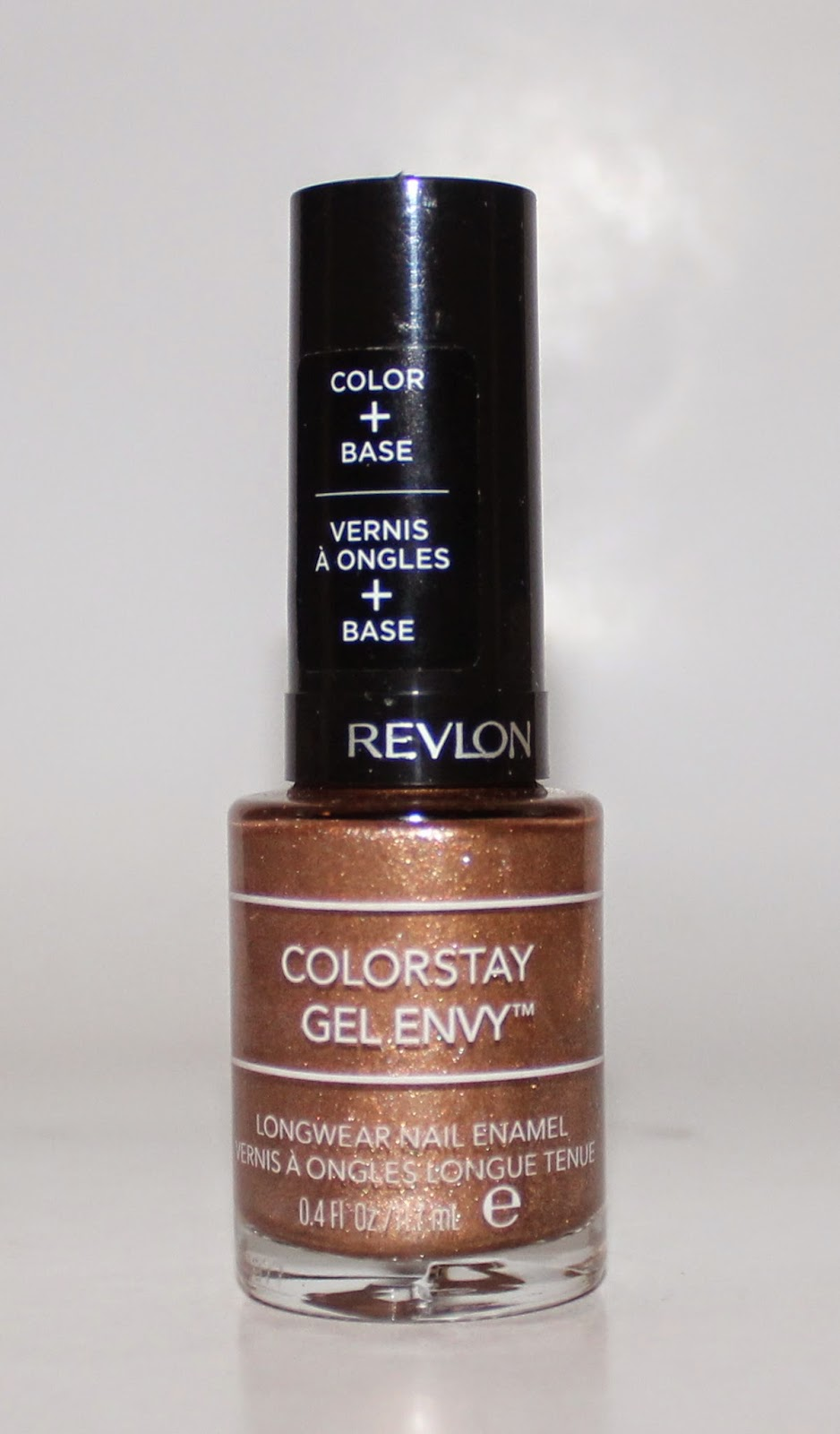 Revlon ColorStay Gel Envy Longwear Nail Enamel in Double Down
