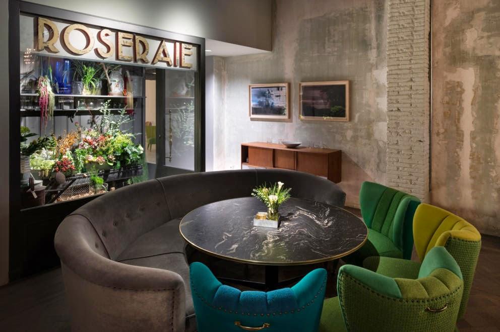 Café Restaurant Beriestain, Barcelona