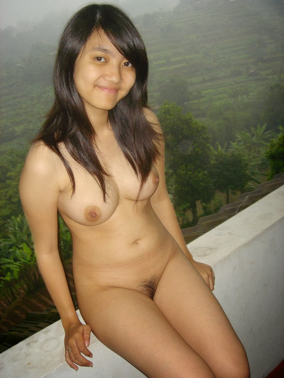 naked women with hairy fijina