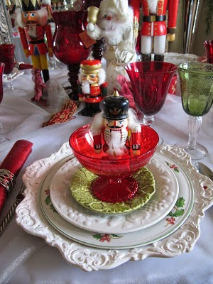 Nutcracker Sweets Table