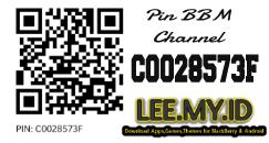 PIN BBM Channel