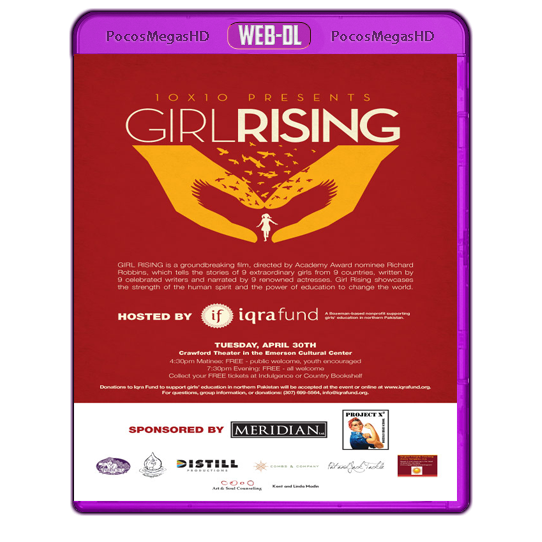 Girl Rising (2013) Web-Dl 720p Inglés AC3+subs