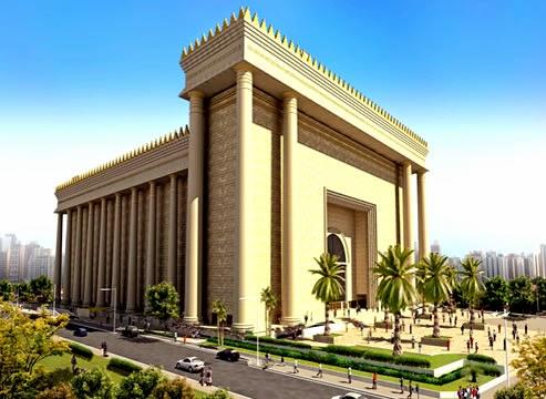 Templo, Salomão, IURD