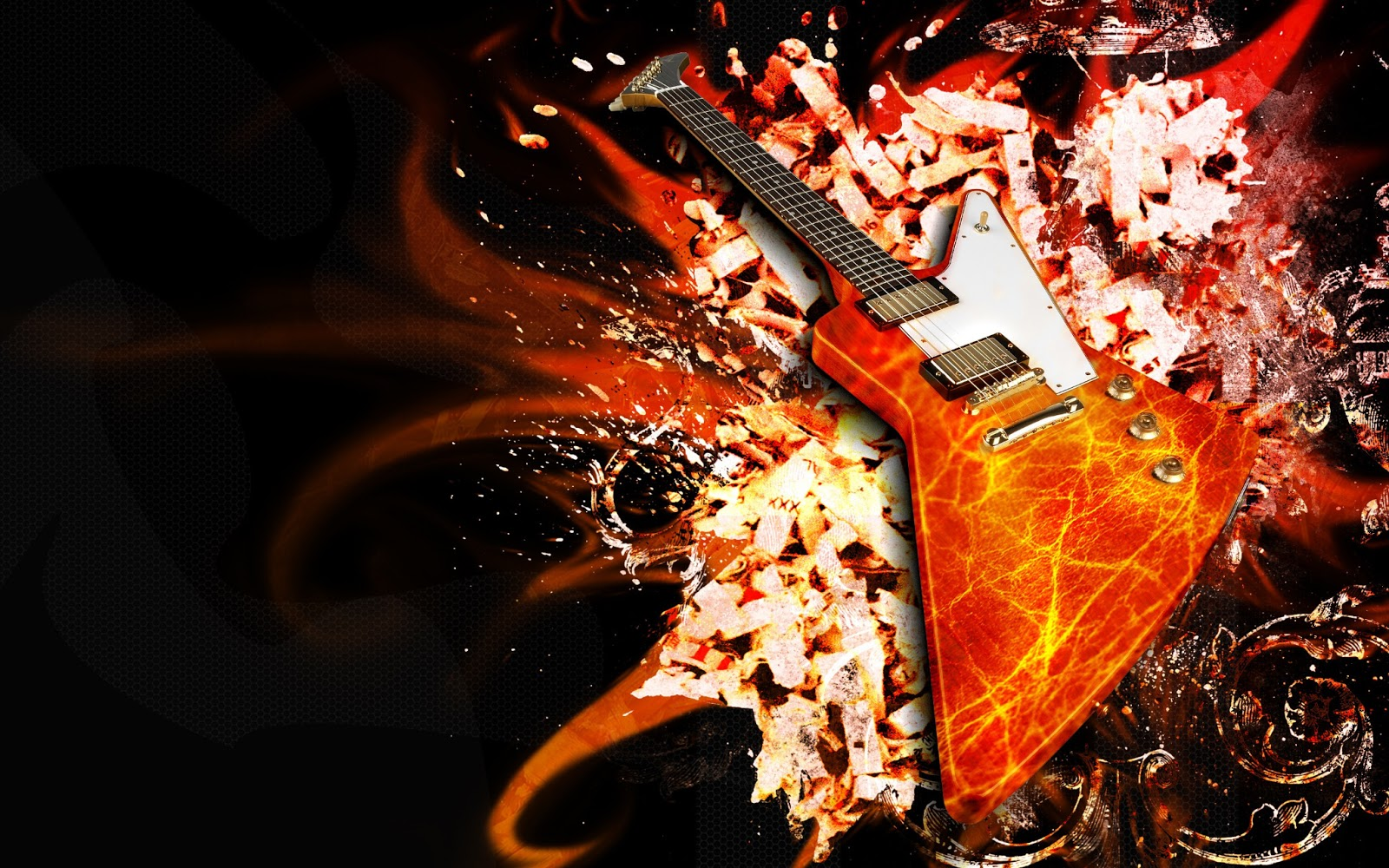 Guitar wallpaper collection desktop guitar wallpaper collection 12 - Free guitar wallpapers for pc ...