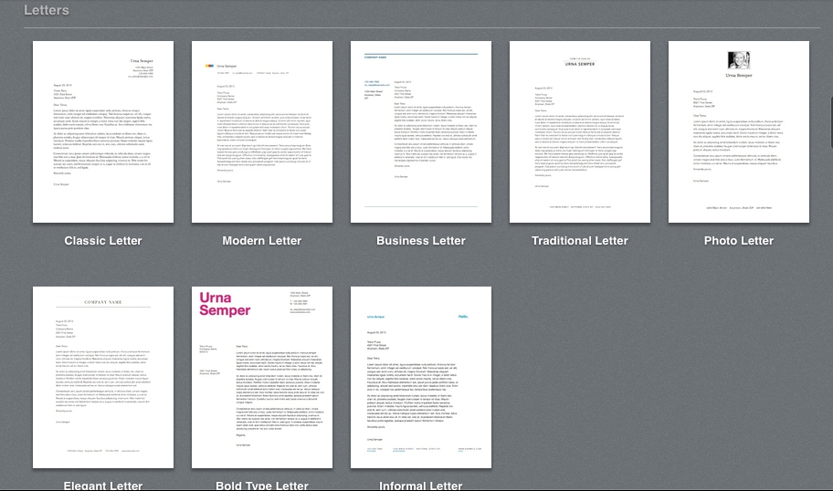 Google docs vs pages for icloud smartphone reviews there are envelope templates business card templates flyer and poster templates card templates and finally newsletter templates apple has really taken accmission Gallery