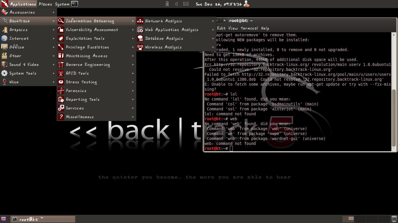 Linux Backtrack 5 R3 ISO Gnome & KDE (32 & 64 bit) | Crack ...