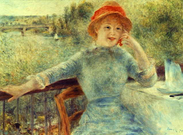 Pierre-Auguste Renoir 1841-1919 | The Models