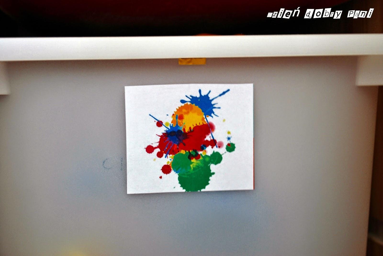 naklejki art. do malowania
