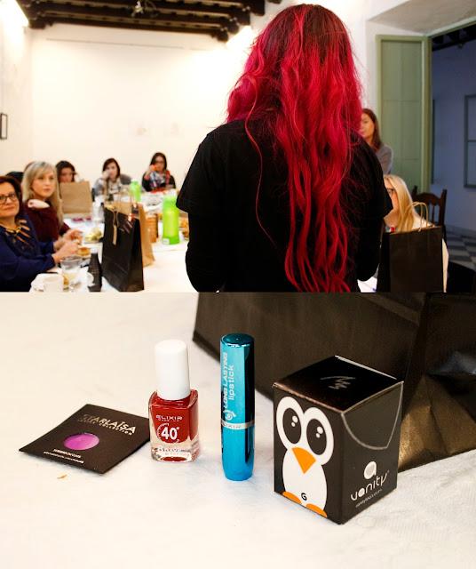 Vanity tool pingüino, esponja tipo beauty blender