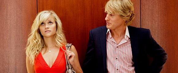 Reese Witherspoon e Owen Wilson em COMO VOCÊ SABE (How Do You Know)