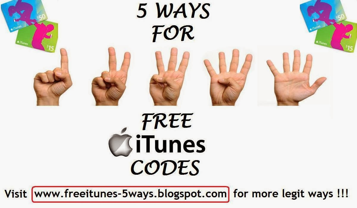 Itunes coupons that work