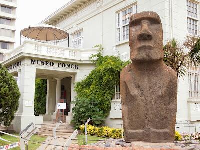 Museo Fonck en Viña del Mar