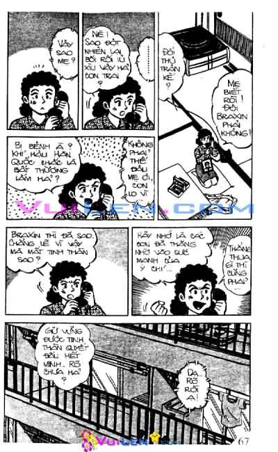 Jindodinho - Đường Dẫn Đến Khung Thành III  Tập 17 page 67 Congtruyen24h