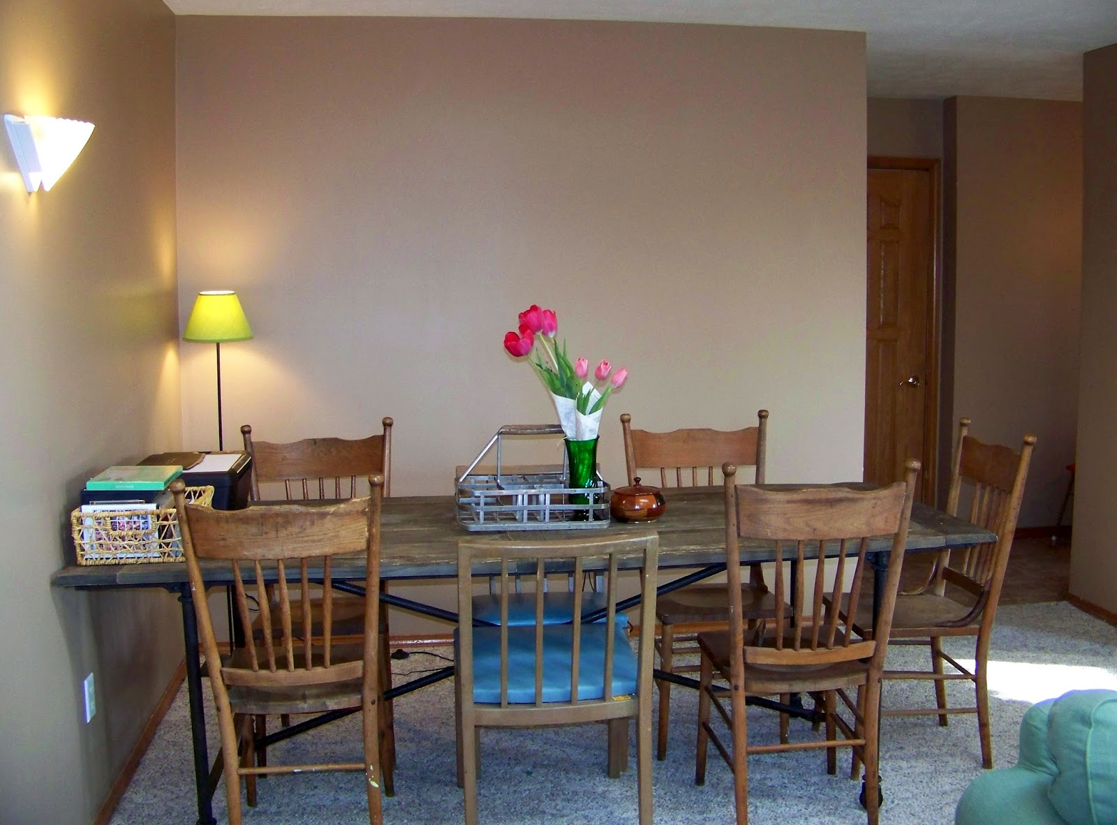 Here Are Some Pictures Of Our Current Dining Room Area