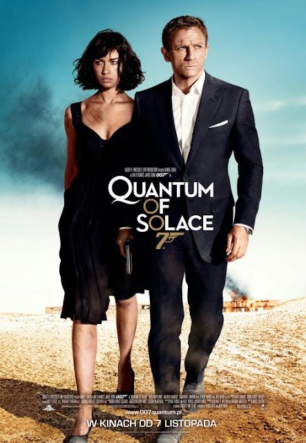 007 ภาค 23 Quantum of Solace (2008) พยัคฆ์ร้ายทวงแค้นระห่ำโลก