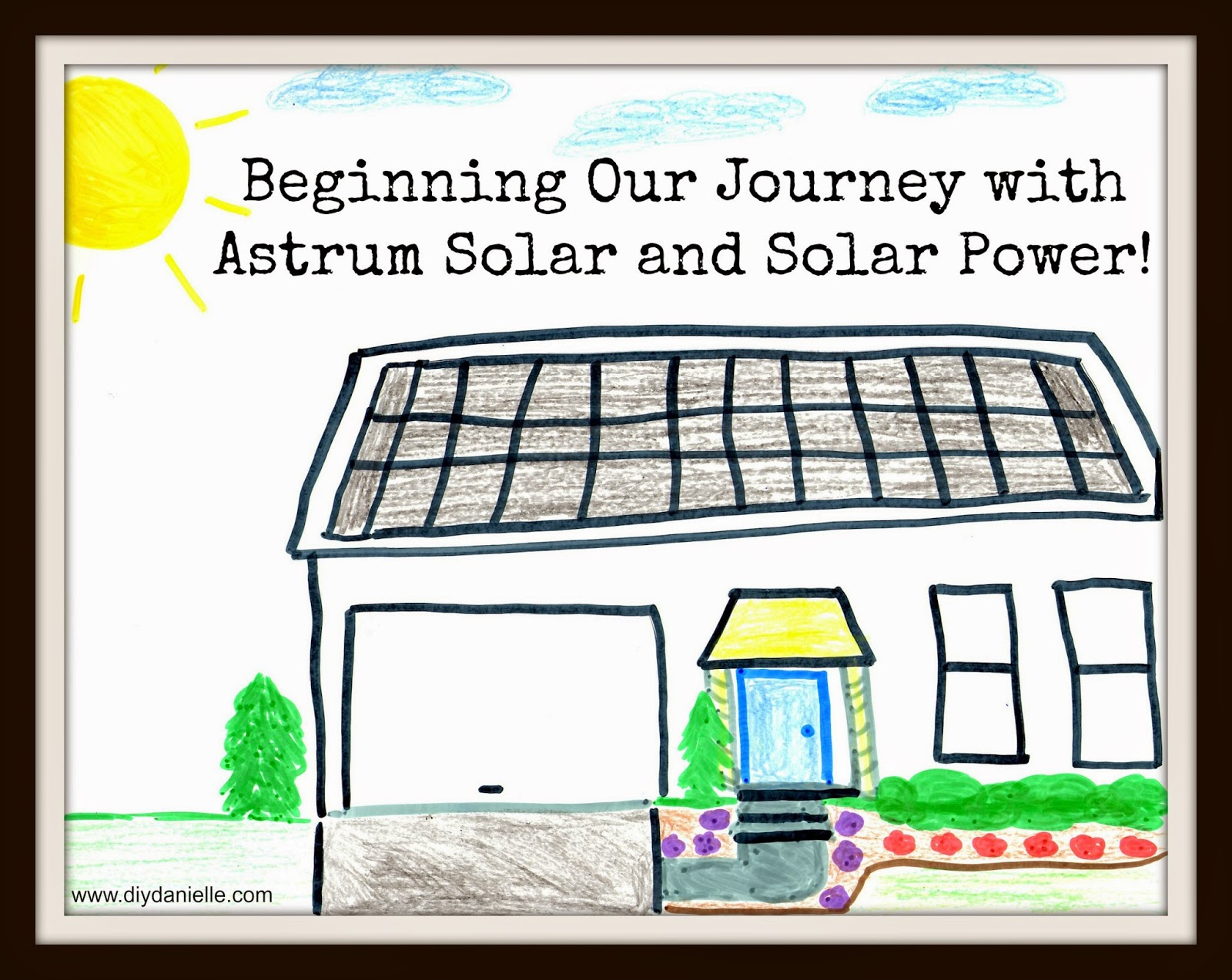 Getting solar panels installed tomorrow! So excited to share our journey and experience with you.